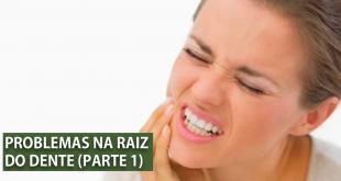 mulher com dor na raiz do dente