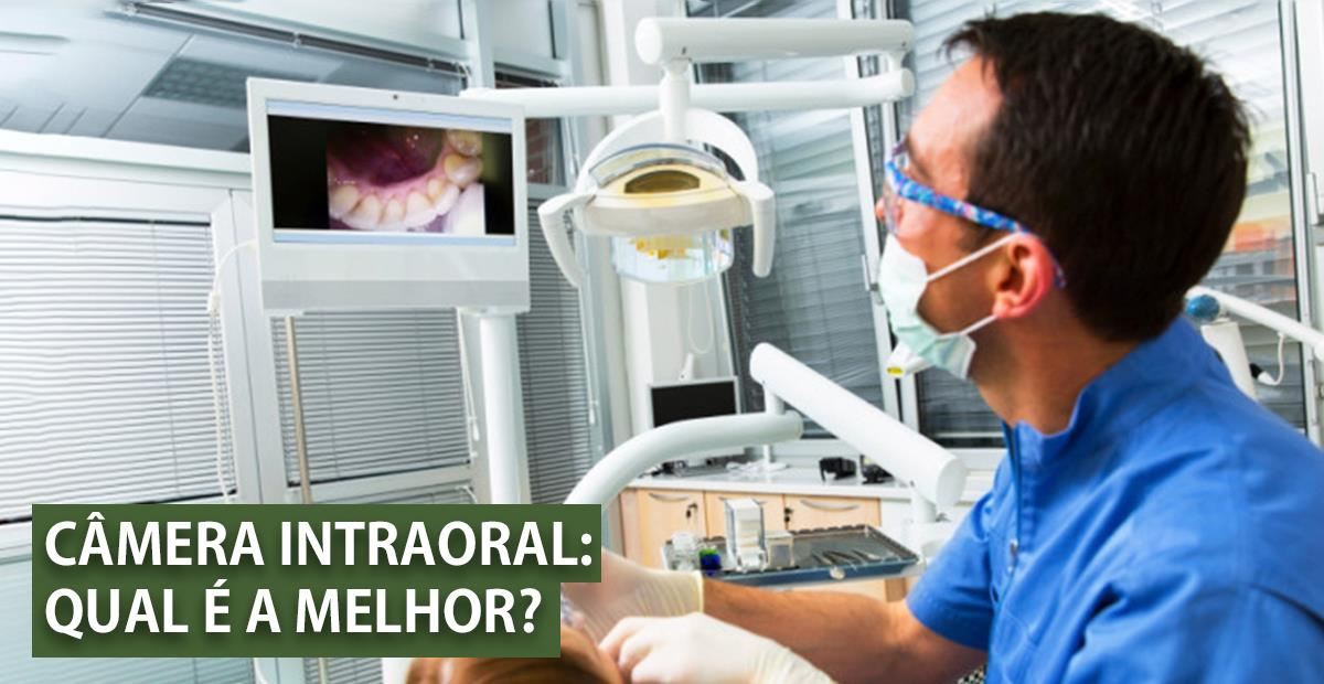 camera intraoral para dentista