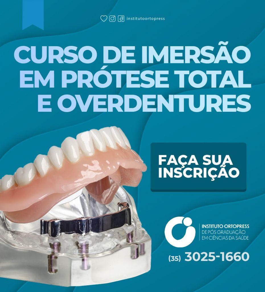 curso de prótese